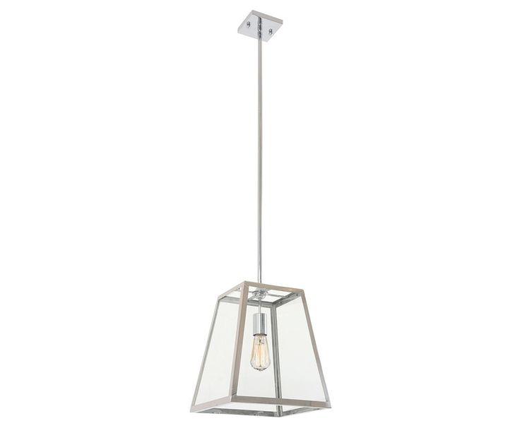 31 best kitchen solarium images on pinterest light pendant kitchen lighting and lantern pendant - Stainless steel kitchen pendant light ...