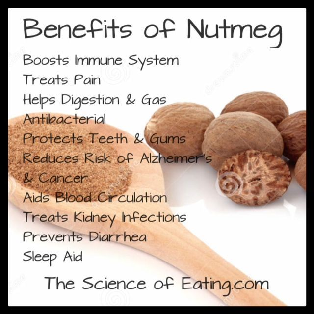 Nutmeg Powder Has A Number Of Health Benefits It Has Antibacterial Properties And Contains Ingredients Coconut Health Benefits Lemon Benefits Tomato Nutrition