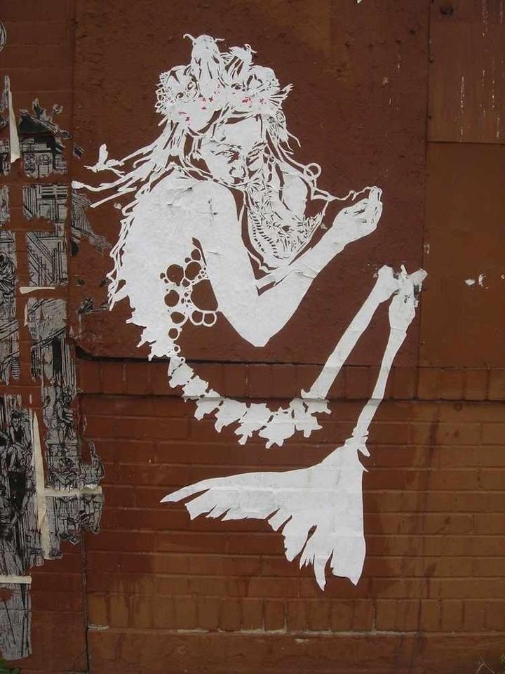 Swoon....the Mermaid.