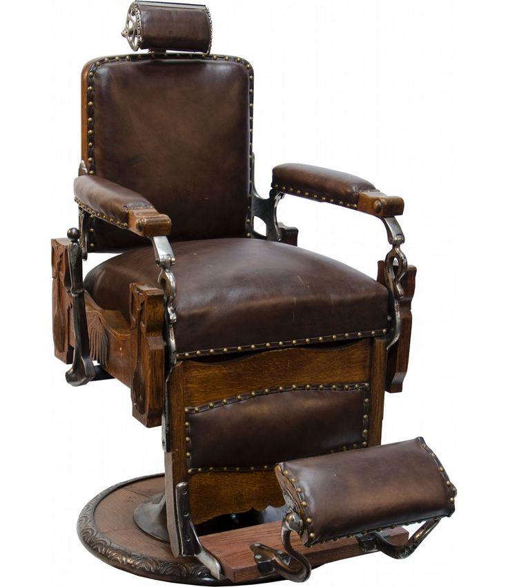 80 Best Vintage Barber Chairs Images On Pinterest Barber