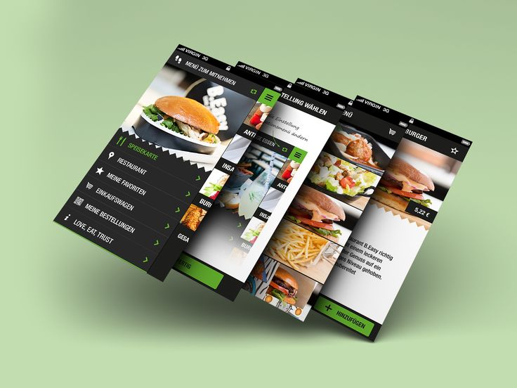 B.Easy iPhone App - by Christian Pfeiffer | #ui