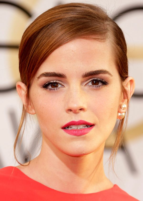 Emma Watson Face 2014
