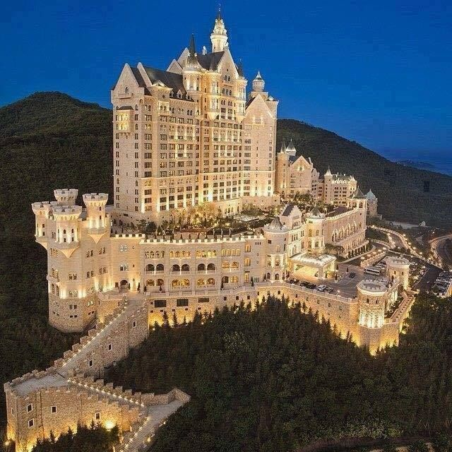 The Castle Hotel Dalian, China