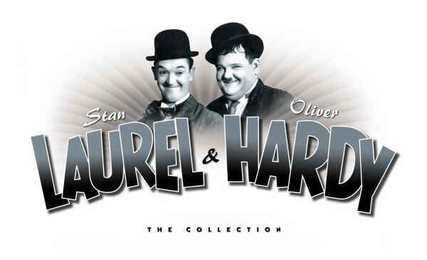 The Laurel and Hardy DVD Collection