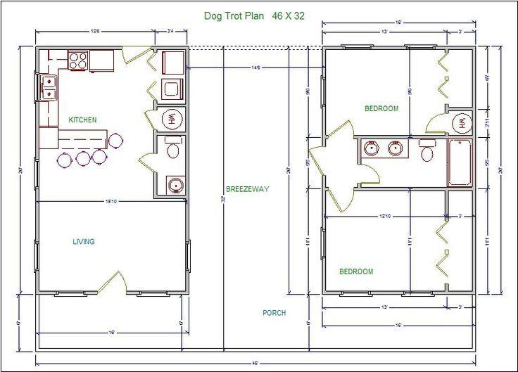 74 Best Dog Trot Houses Images On Pinterest Dog Trot