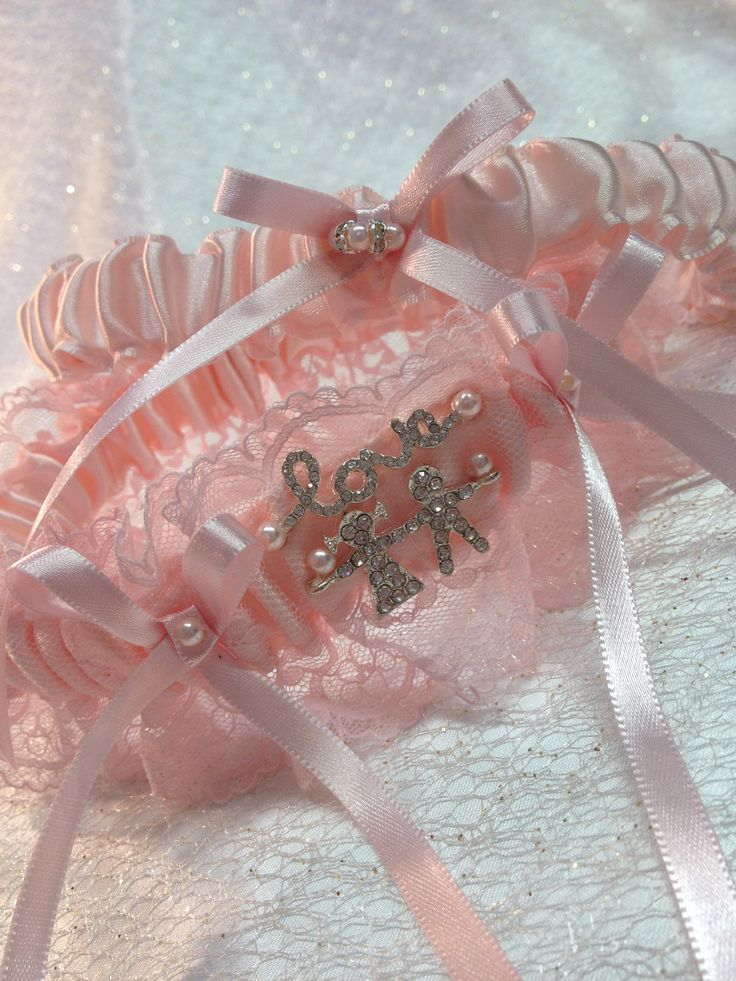 "The "" Giorgina"" Pink Garter Set. Ships worldwide. Wedding Garters of distinction. https://www.etsy.com/listing/200552980/wedding-garter-the-giorgina-pink-garter?ref=shop_home_active_19"