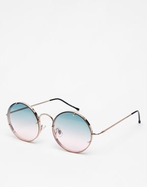 Spitfire Poolside Round Sunglasses