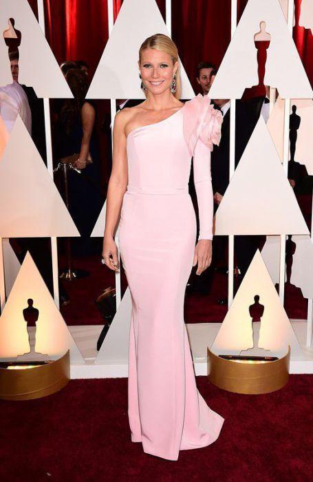 Gwyneth Paltrow w sukni Ralph & Russo, Oscary 2015