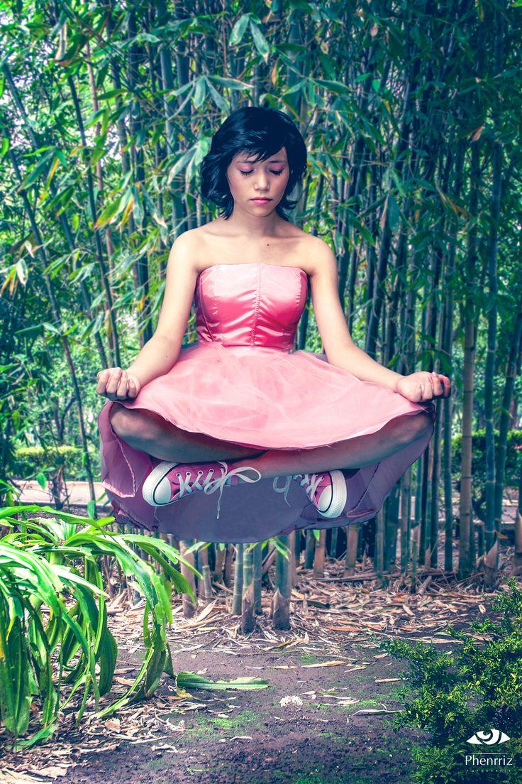 """""""meditación de quinceañera"""""""