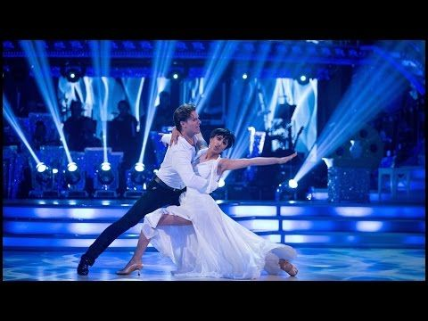 Anita Rani & Gleb Savchenko American Smooth to 'Unchained Melody' - Strictly Come Dancing: 2015 - YouTube