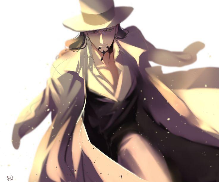 One Piece, Rob Lucci