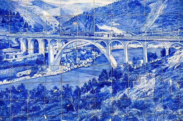Os típicos azulejos portugueses são um dos 12 tesouros da Europa para o The New York Times. e