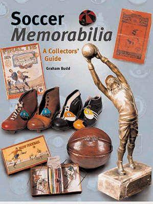 Soccer memorabilia Book-  Great gift idea.