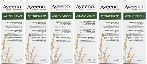 x6 Aveeno Cream Active Naturals Hydrate for Dry and Sensitive Skin 100ml - http://best-anti-aging-products.co.uk/product/x6-aveeno-cream-active-naturals-hydrate-for-dry-and-sensitive-skin-100ml/
