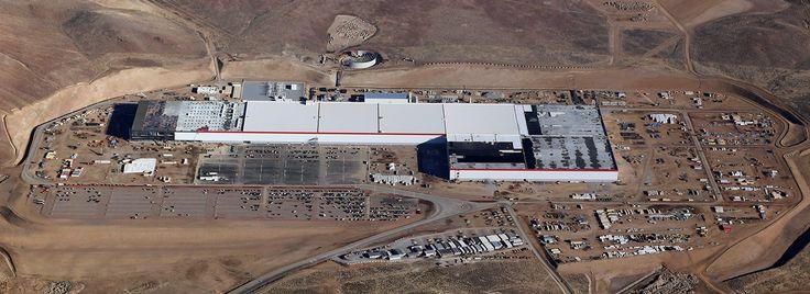 Tesla reveals more details about Gigafactory 1 Model 3