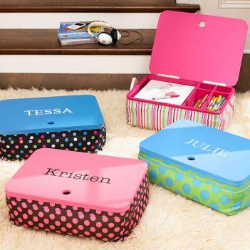 Attrayant Girls Lap Desk With Storage | Lap Desk Love