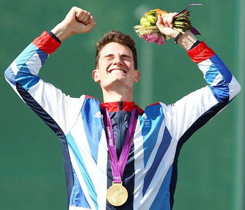 Team GB Medals 2012  17. Peter Robert Russell Wilson - GOLD  (Shooting: Men's Double Trap)