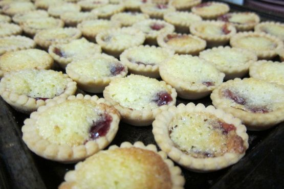 The Best And Easiest Raspberry Coconut Jam Tarts Ever!!! Recipe - Food.com