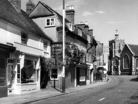 London, Uxbridge Impressão fotográfica