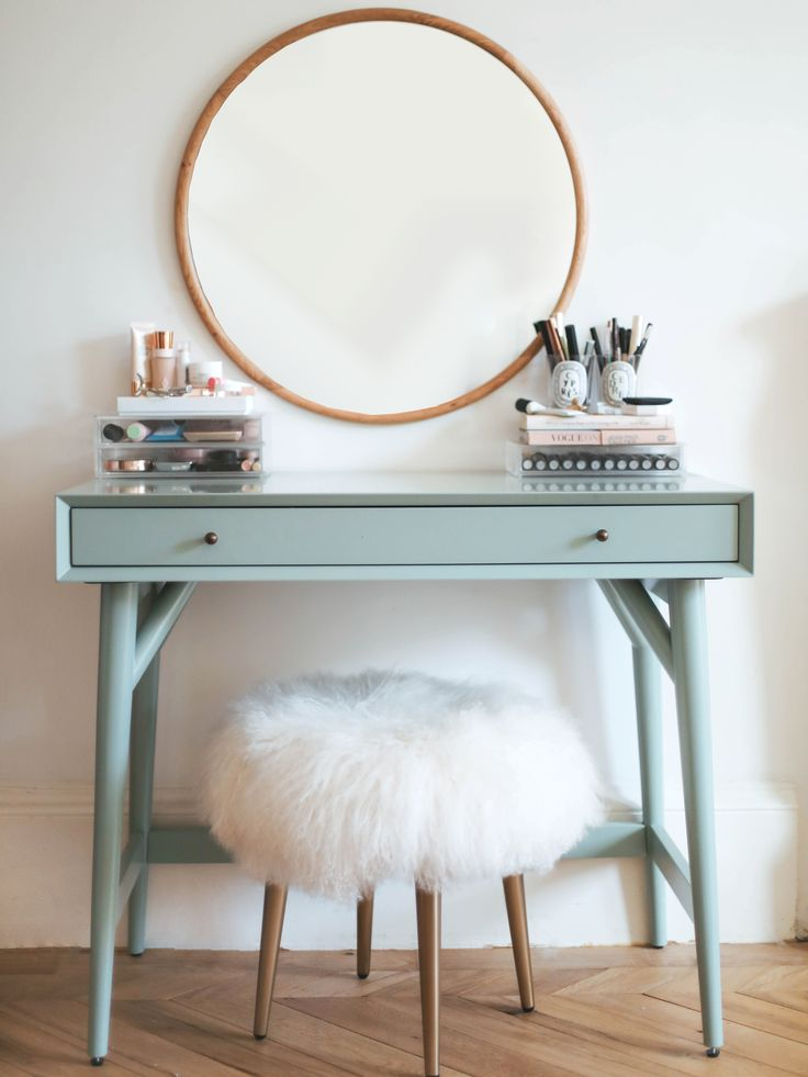 A Look At My Makeup Table.