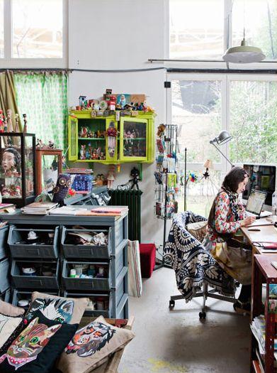 studio - Nathalie Lété