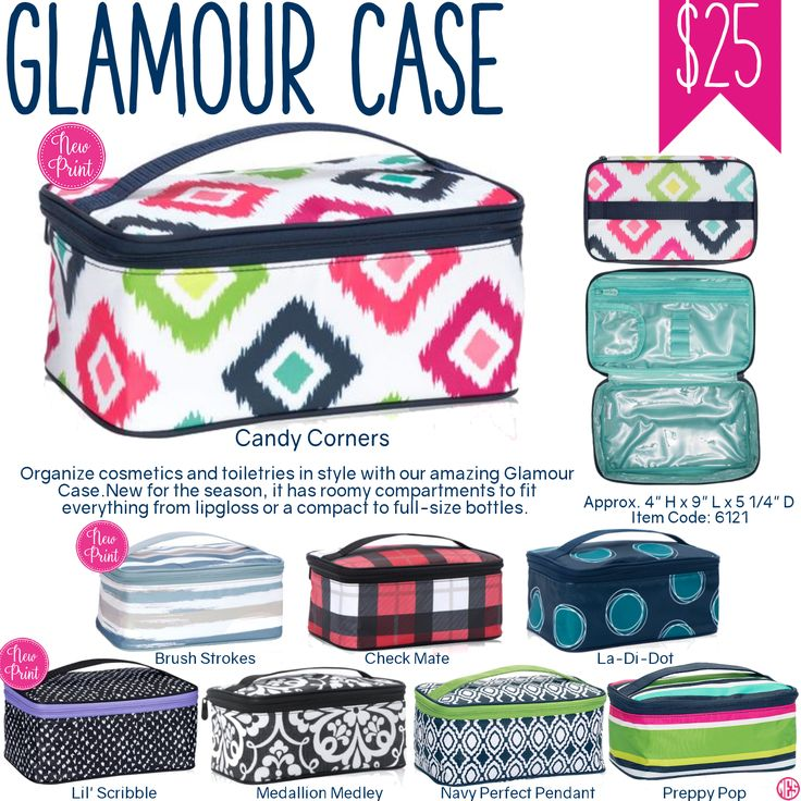 Thirty-One Glamour Case - Spring/Summer 2017