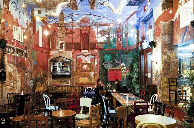 Ruin Pubs - 12 things to do in Budapest that probably aren't in your guide book