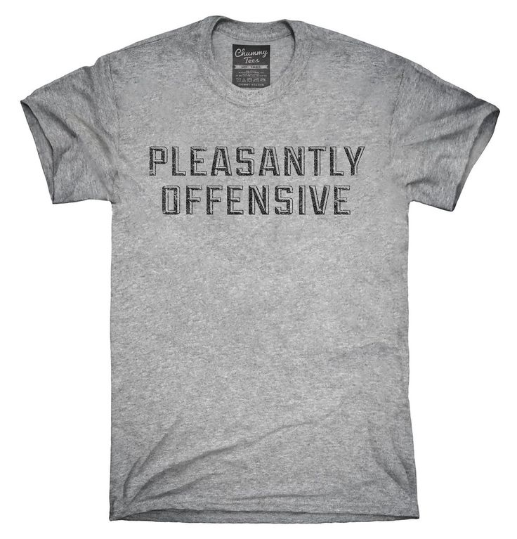 Pleasantly Offensive T-Shirt, Hoodie, Tank Top