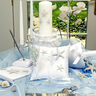 Beach Wedding Collection Available In White Or Ivory SetsUnique Reception