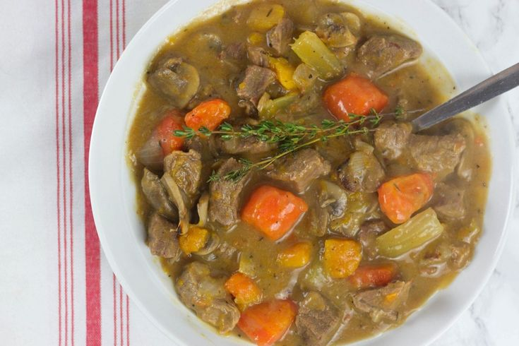 Beef baby stew - one pot stew for baby and family | Recipe ...