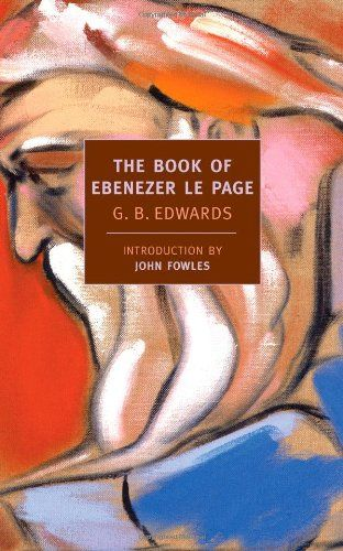 The Book of Ebenezer Le Page (New York Review Books Class...