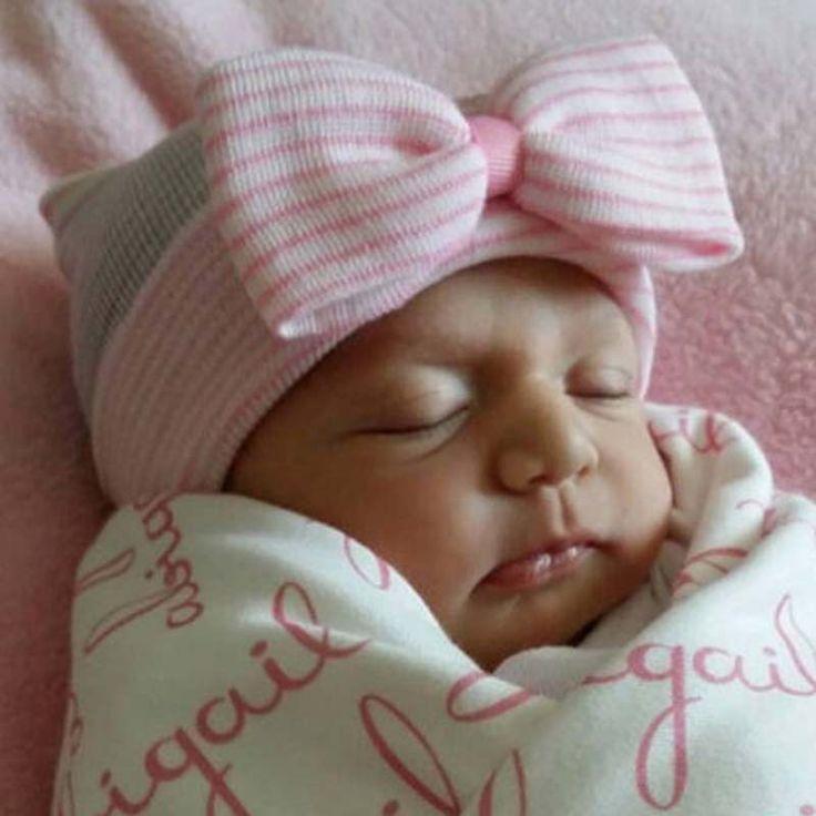 Fashion Baby Big Bow Headband