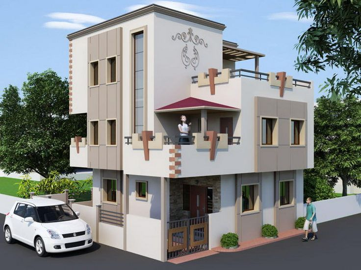 Fascinating pakistan house front elevation elevation for New dizain home