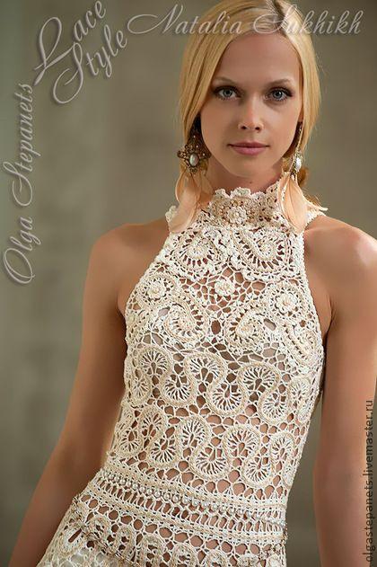 #crochet # tunic #  ou #  crochtê # túnica#