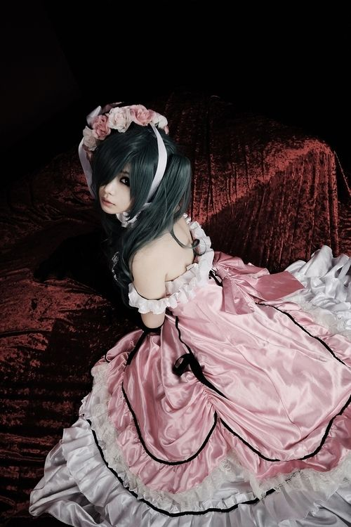 Ciel Cosplay ♥ black butler