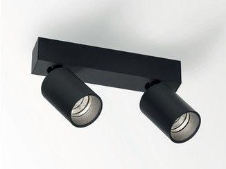 LED ceiling spotlight with swing arm SPY | LED spotlight - Delta Light