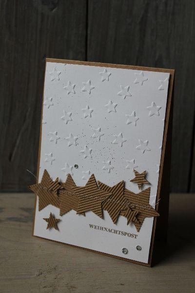 Schnelle Weihnachtskarte