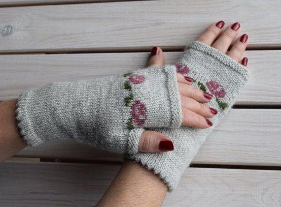 50 besten KnitStudio Bilder auf Pinterest   Fingerlose handschuhe ...