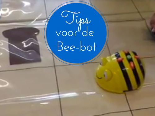 De Bee-bot is een fantastisch apparaat om jonge kinderen te leren programmeren. Daarom tips om te werken met de Bee-bot.