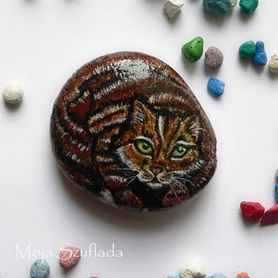 Moja Szuflada: Na kamieniu