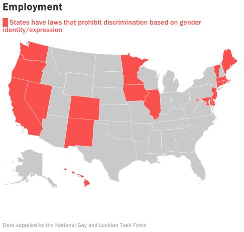from Kamden state gay employment laws