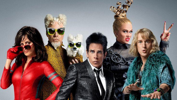 Watch Zoolander 2 Free Movie Streaming Online | CINEMATRIX