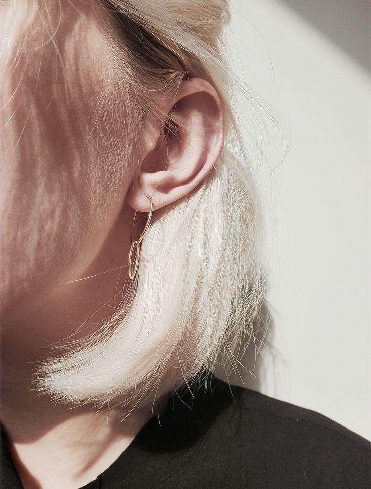 rett frem | saburi earrings