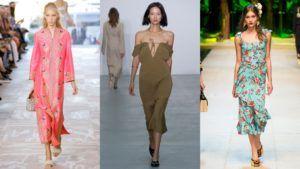De exemplu, in acest sezon, doamnele si domnisoarele ar putea sa isi indrepte atentia spre rochiile de culoare Greenery, astfel ca pot opta pentru rochii care au nuante de verde, de la verdele deschis si pana la cea mai inchisa nuanta de verde. http://blog.trafex.info/rochii-la-moda-in-acest-sezon/