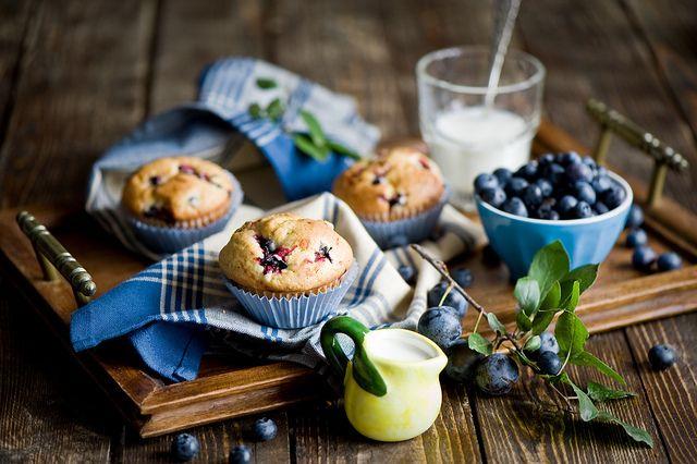 Food photography inspiration by Anna Verdina