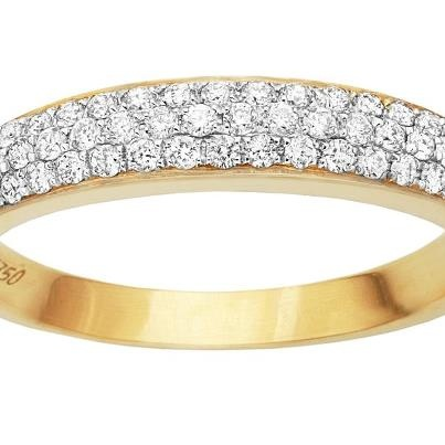 Dress ring by Temelli Jewellery ♥