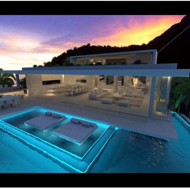 42 best Chris Clout Design images on Pinterest   Modern houses ... Dream Beach Houses Design P E A on
