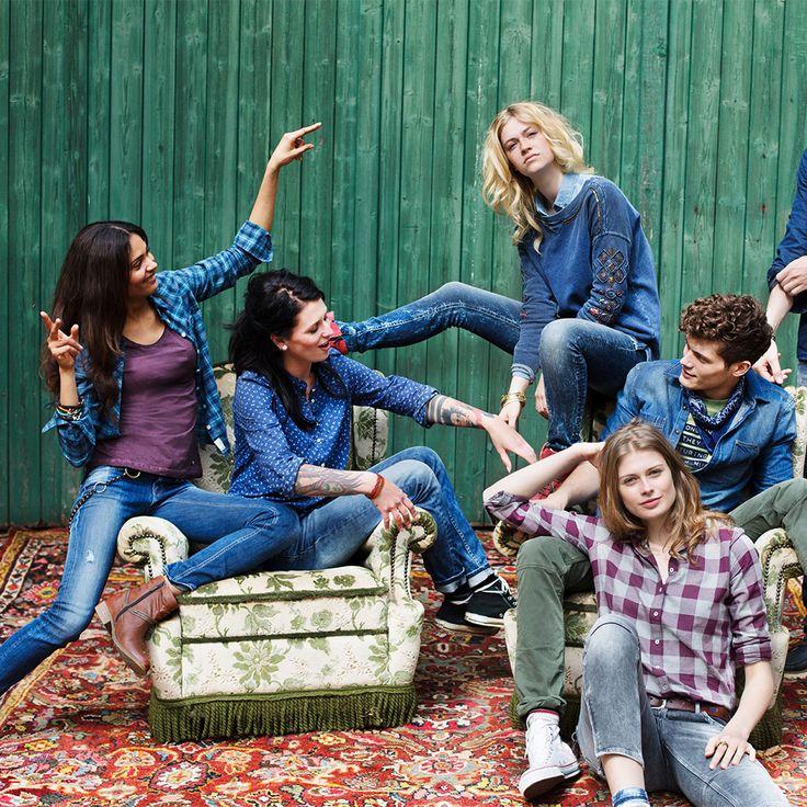 #jeansstorecom #newcollection #autumnwinter14 #fallwinter14 #onlinestore #online #store #womencollection #women #mencollection #men #mustang #mustangcollection #follow