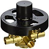Moen 2570 Rough-In PosiTemp Pressure Balancing Cycling Shower Valve with Stops 1/2-Inch CC