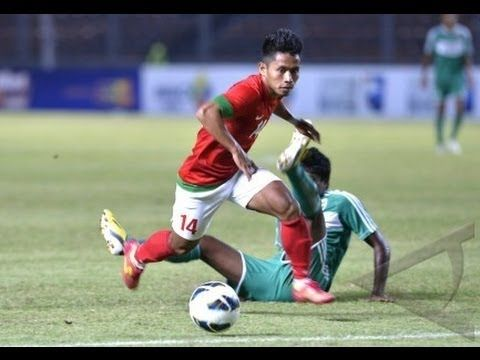 Indonesia U23 VS Maladewa U23 ( 2 - 1 ) Final MNC Cup - 24 November 2013